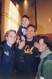 Cal family